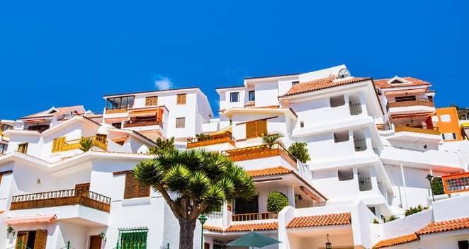 Spanish investment villas